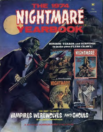 Nightmare Yearbook (1974)
