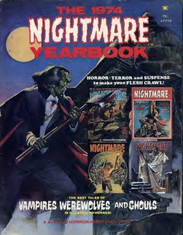 Nightmare Yearbook (1974)