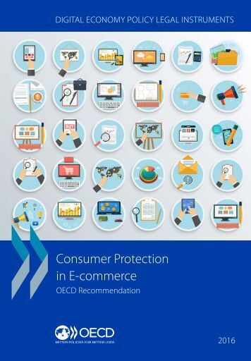 Consumer Protection in E-commerce