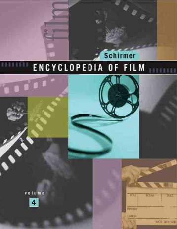 Encyclopedia Of Film