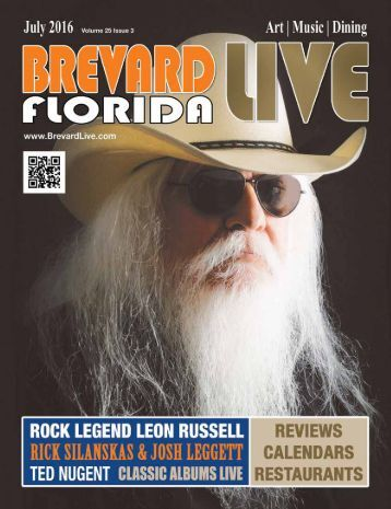 Brevard Live - July 2016