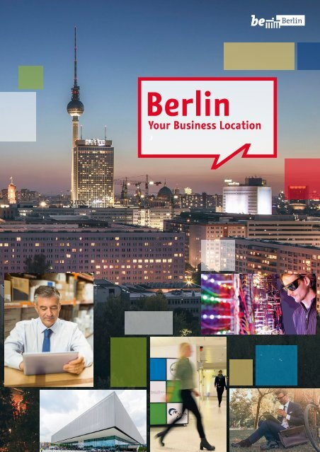 Berlin: Your Business Location