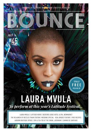Bounce Magazine July Edition 2016