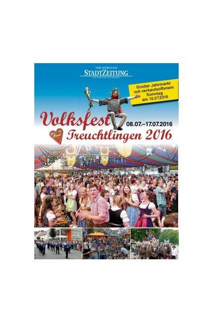 Volksfest Treuchtlingen