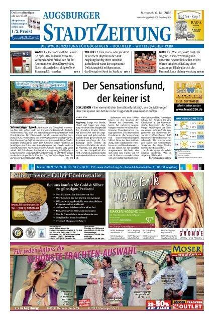 101 Augsburg - Süd 06.07.2016