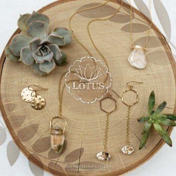 Lotus 2016 General Catalog