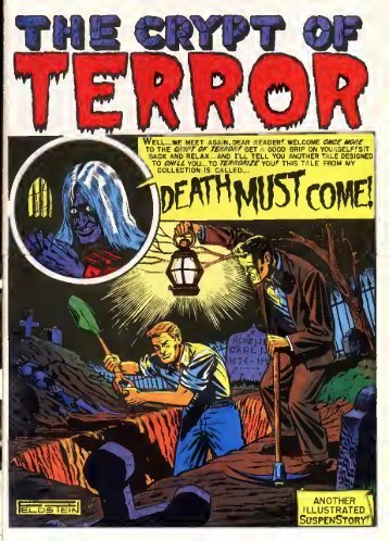 Tales from the Crypt (1st story with this title)