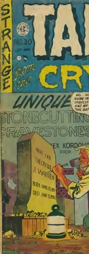 Tales from the Crypt 020, 21, 22, and 23 (1951)