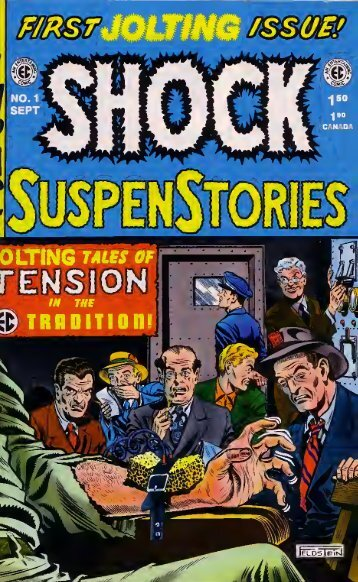 Shock SuspenStories 001