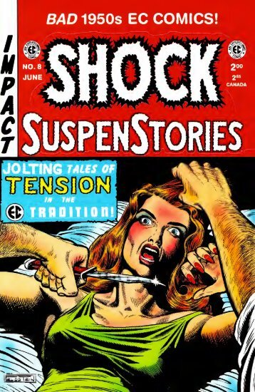 Shock SuspenStories 008