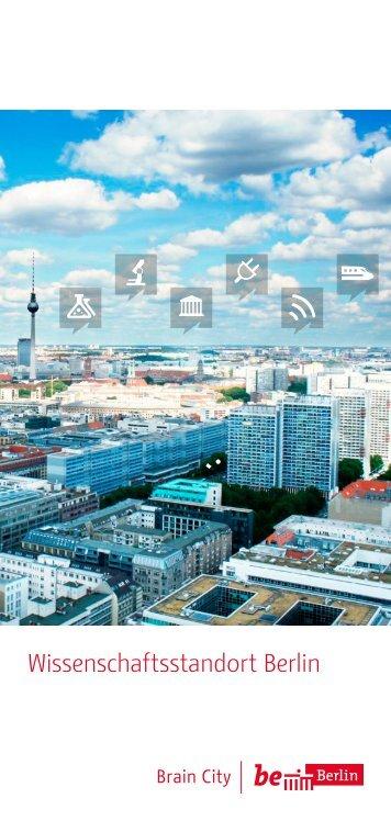 Wissenschaftsstandort Berlin