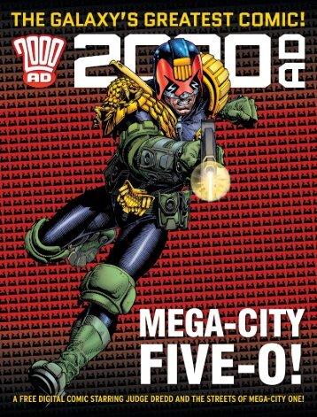 Dredd: Mega-City Five-0
