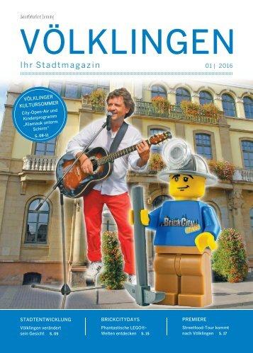 Stadtmagazin Völklingen01|2016