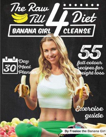 The Raw Till 4 Diet