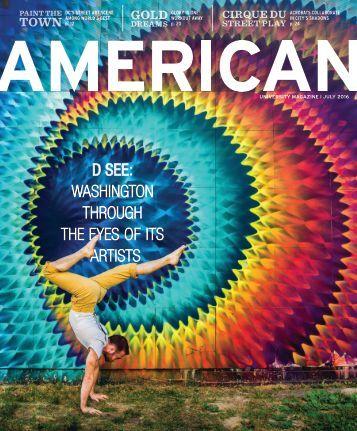 American magazine, July 2016