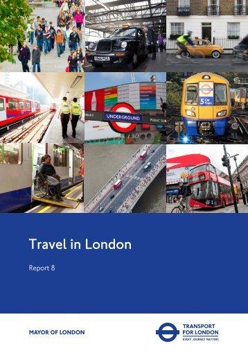 Travel in London Travel in London