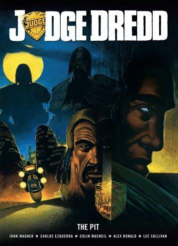 Judge Dredd: The Pit