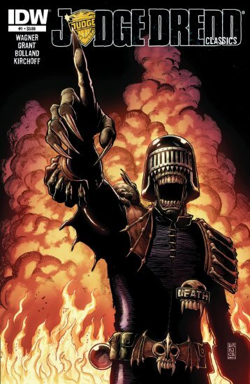 Judge Dredd Classics The Dark Judges 1