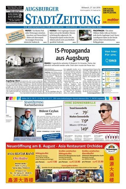 101 Augsburg - Süd 27.07.2016