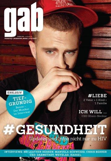 gab August 2016