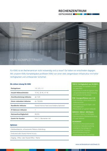Datenblatt KMU Komplettpaket