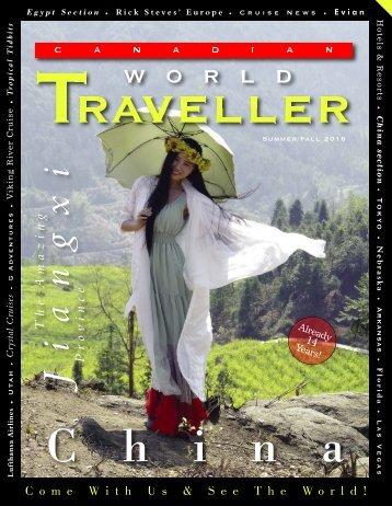Canadian World Traveller / Summer 2016 Issue