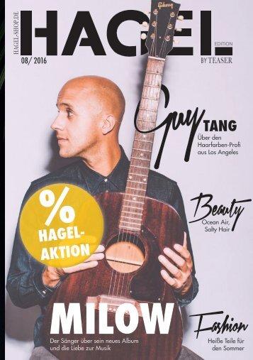 HAGEL Magazin 08/2016