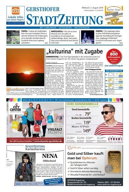 123 Gersthofen 03.08.2016
