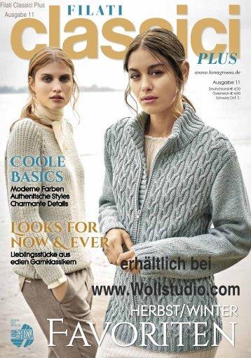 Filati Classici Plus Ausgabe 11 Lana Grossa - wollstudio-com