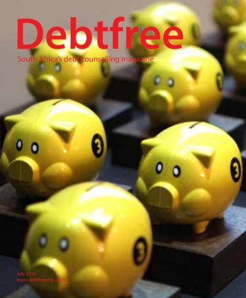 Debtfree DIGI Magazine - July 2016