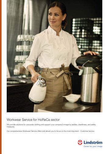 Workwear Service for HoReCa sector