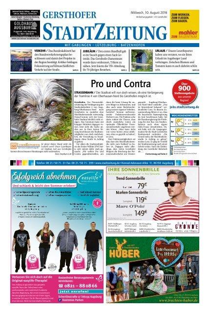 123 Gersthofen 10.08.2016