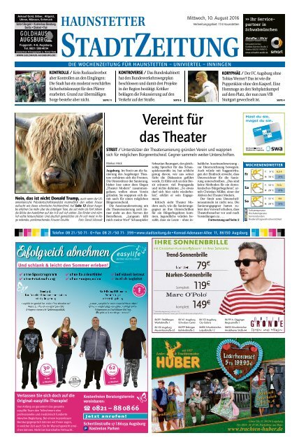 114 Augsburg - Haunstetten 10.08.2016