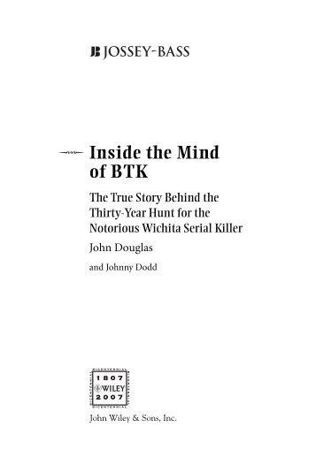 Inside The Mind of a Killer: BTK Killer