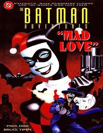 Harley Quinn - Mad Love