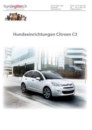 Citroen_C3_Hundeeinrichtungen