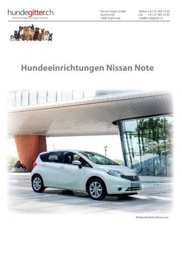 Nissan_Note_Hundeeinrichtungen