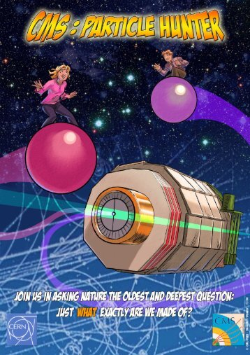 CMS/CERN Comic Book