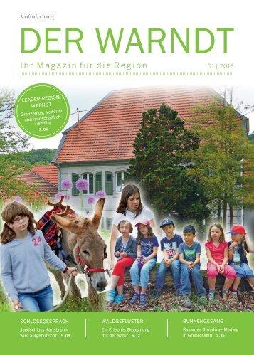 Gemeindemagazin Warndt 01|2016