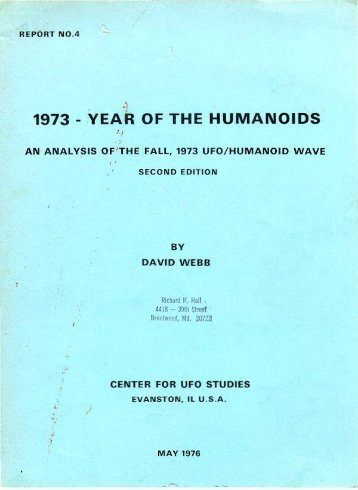 1973 Year of the Humanoids