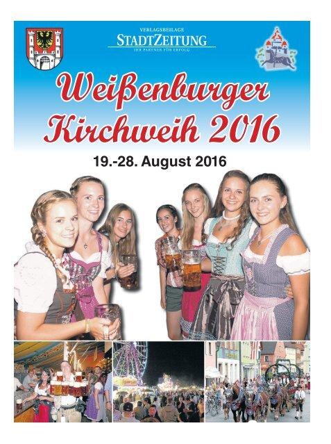Weißenburger Kirchweih 2016
