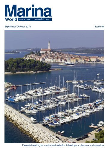 2016 September October Marina World