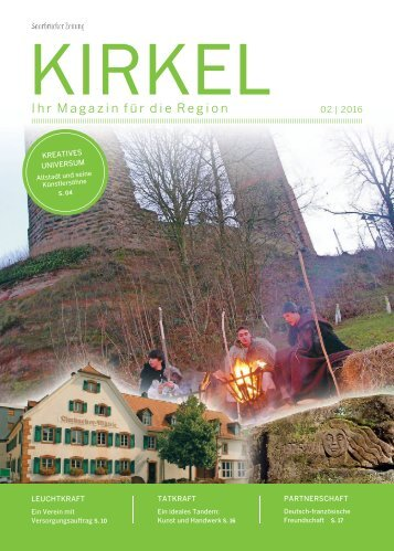 Gemeindemagazin Kirkel 02|2016