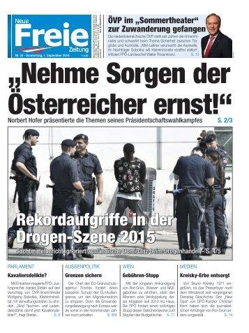 """""""Nehme Sorgen der Österreicher ernst!"""""""