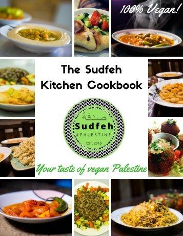 The Sudfeh Kitchen Cookbook