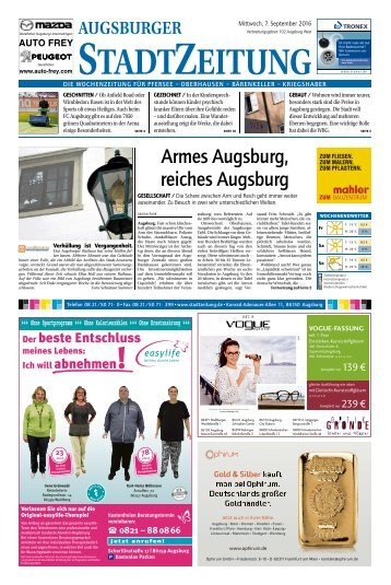 102 Augsburg - West 07.09.2016
