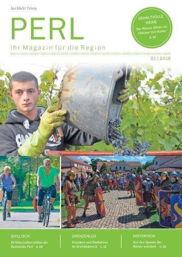 Gemeindemagazin Perl 01|2016