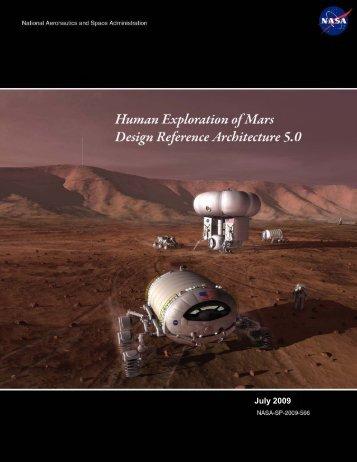 NASA-Human Exploration of Mars