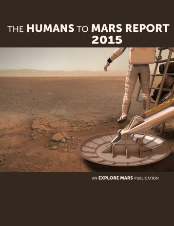 NASA - Humans To Mars Report