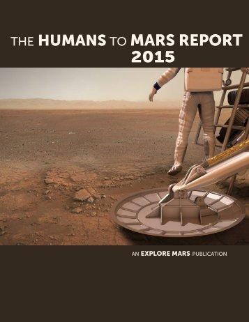 NASA - Humans To Mars Report